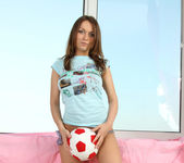 Aliana - hot teen with nice natural breasts 4