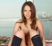 Aliana - hot teen with nice natural breasts 16