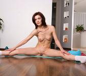 Adela spreading her legs - Nubiles 10