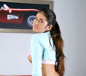 Agnessa - sex-chat getting her horny 11