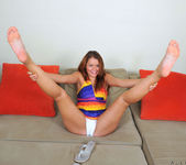 Allie Haze - she just loves her tiny vibe 3