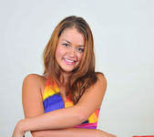 Allie Haze - she just loves her tiny vibe 4