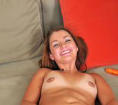Allie Haze - she just loves her tiny vibe 11
