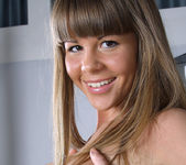 Agata - tiny teen in stockings 4