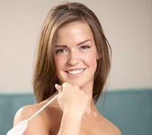 Adrina - hot brunette teen 5