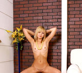 Ametista - tiny naked blonde with a great ass 27