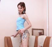 Adel - stripping naked 19