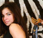 Danica - teen brunette 13