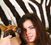 Danica - teen brunette 14