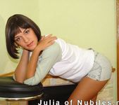 Julia - Nubiles - Teen Solo 5
