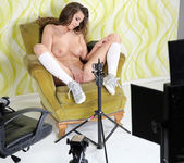 Behind the scene - Connie Carter 7