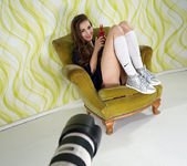 Behind the scene - Connie Carter 13