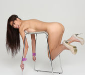 Bent over - Paula Shy 5