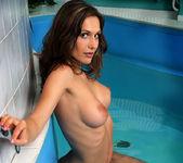 In the swimming bath - Nadine 13