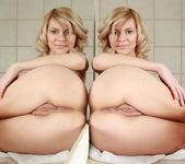 Russian Teen Model Paloma B - Twins 14