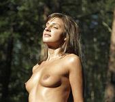Russian Teen Model Talia Outdoor 2