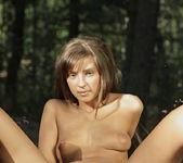 Russian Teen Model Talia Outdoor 10