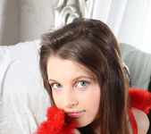 Russian Teen Model Anastasia - Angel 10