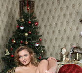 Russian Big Tits Model Malena - It's Christmas 4