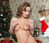 Russian Big Tits Model Malena - It's Christmas 10
