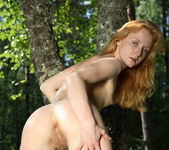 Teen Hairy Model Alexa - Golden Fleece 6