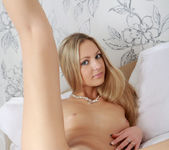 Teen Model Xandra B - Orchids 6