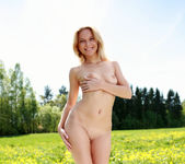 Nude Teen Model Sofi - nature 2