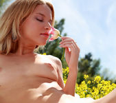 Nude Teen Model Sofi - nature 10
