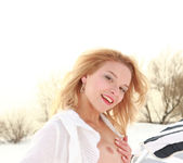Naked Teen Model Sofi - Cold Desert 16