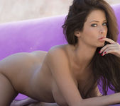 Emily Addison Plays Around With Her Sweet Pussy 10