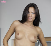 Michaela Isizzu Sticks Her Fingers Deep Inside Her Pussy 11