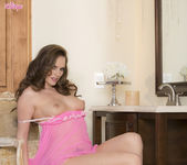 Tori Black Is Lusciously Hot In Her Sexy Lingerie 5