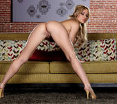Angela Sommers Teases Her Clit And Stimulates Her Pussy 12