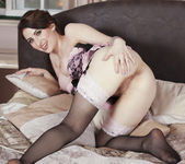 Layla Summers Feels Horny As She Teases Her Breasts 15