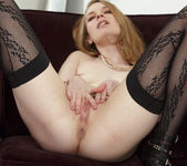 Ela Darling Stimulates Her Pussy With Her Fingers 14
