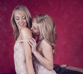Deep Kisses - Kendall White And Sierra Nevadah 12