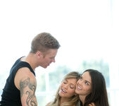 Don't Stop - Mia Malkova, Dillion Harper, Cody Sky 4