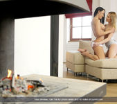 Kisses By The Fire - Jessica & Viktoria S. 6