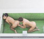 Bath For Two - Gina V. & Ivy 7