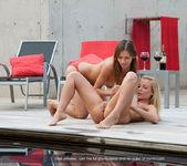 Pool Fun - Eufrat & Junia 5