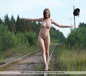 Railway Picnic - Lea - Femjoy 4