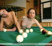 Billiard Lessons - Julie 11