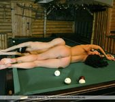 Billiard Lessons - Julie 14