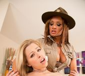 Tory Lane and Zoey Monroe FFM Anal Threesome 6