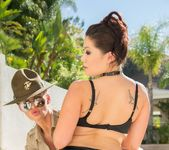 London Keyes and Phoenix Marie FFM Anal Threesome 4