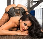Kiara Mia - fishnet stockings fuck 14