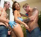 Alina Li - Hot asian MMF threesome 19