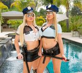 Alexis Ford and Nikki Benz 9