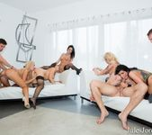 Alektra Blue, Summer Brielle & Friends Orgy 10