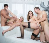 Alektra Blue, Summer Brielle & Friends Orgy 14